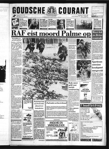 Goudsche Courant 1986-03-03