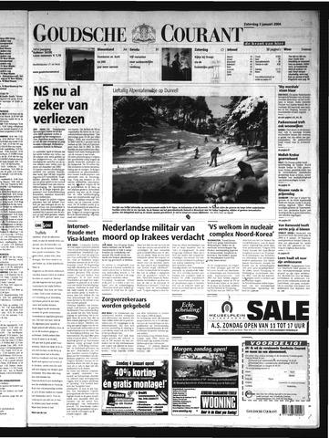 Goudsche Courant 2004-01-03