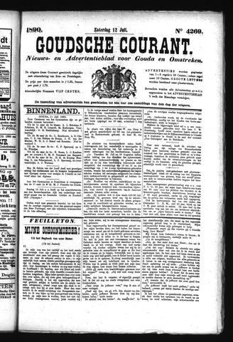 Goudsche Courant 1890-07-12