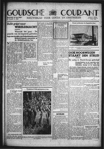 Goudsche Courant 1940-06-10