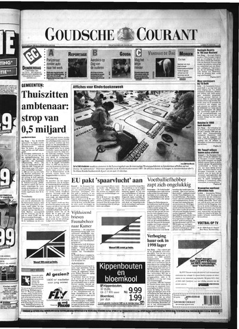 Goudsche Courant 1997-10-02