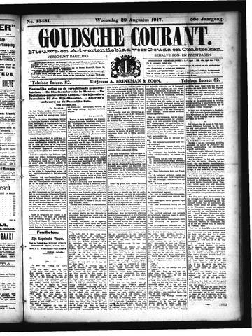 Goudsche Courant 1917-08-29
