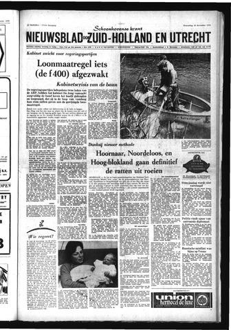 Schoonhovensche Courant 1970-12-16