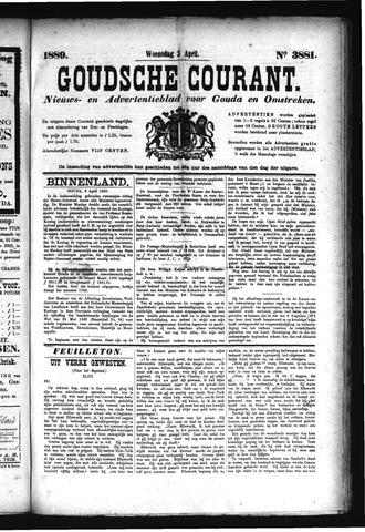 Goudsche Courant 1889-04-03