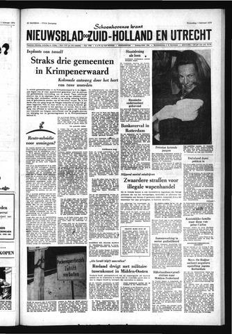 Schoonhovensche Courant 1970-02-04