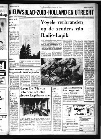 Schoonhovensche Courant 1974-08-28