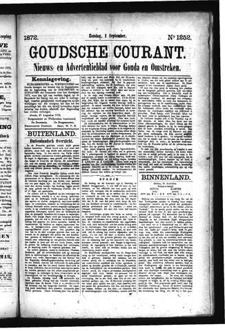 Goudsche Courant 1872-09-01