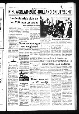 Schoonhovensche Courant 1972-01-14