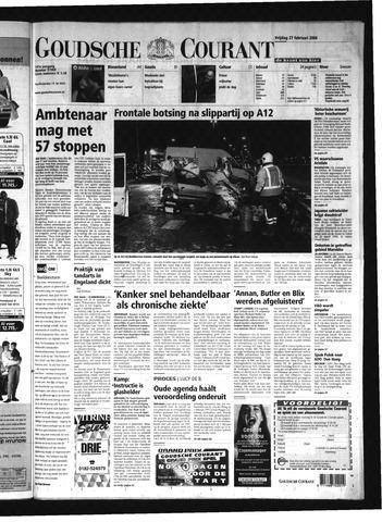 Goudsche Courant 2004-02-27