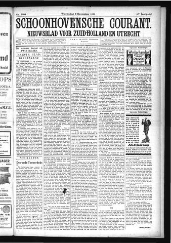 Schoonhovensche Courant 1925-12-09