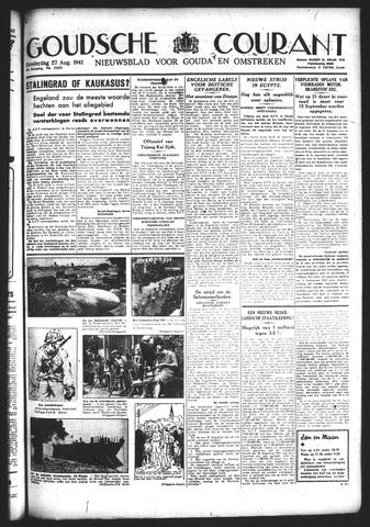 Goudsche Courant 1942-08-27