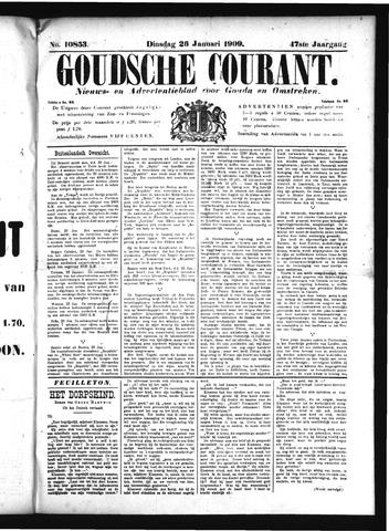 Goudsche Courant 1909-01-26