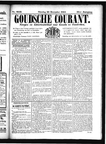Goudsche Courant 1894-12-25