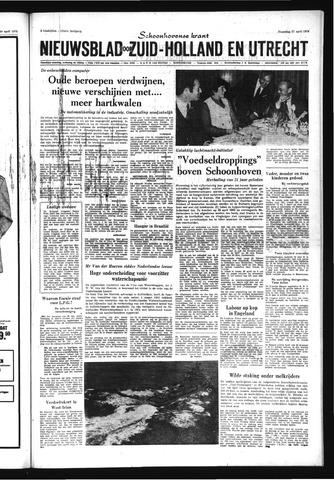 Schoonhovensche Courant 1970-04-27