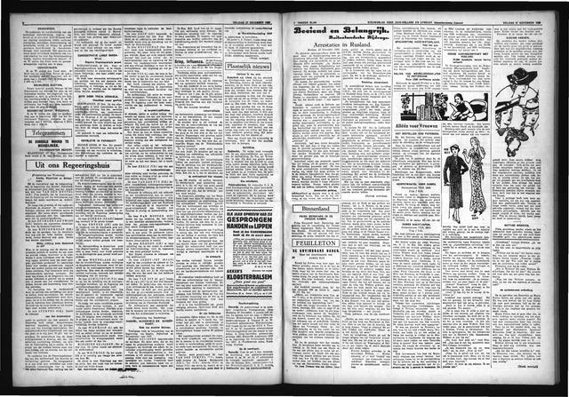 Schoonhovensche Courant 1936-11-27