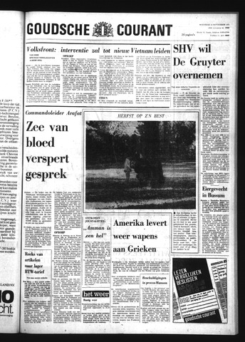Goudsche Courant 1970-09-23