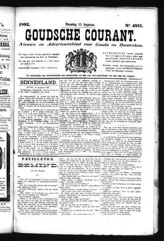 Goudsche Courant 1892-08-15