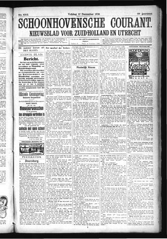 Schoonhovensche Courant 1926-12-17