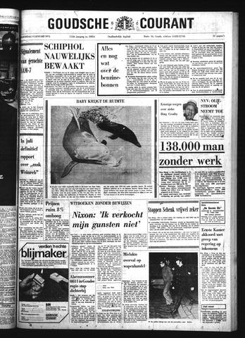 Goudsche Courant 1974-01-09