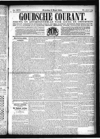 Goudsche Courant 1923-03-05