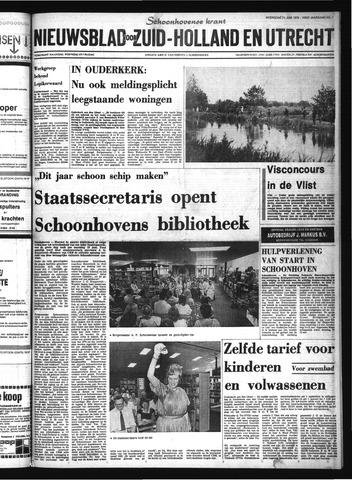 Schoonhovensche Courant 1978-06-21