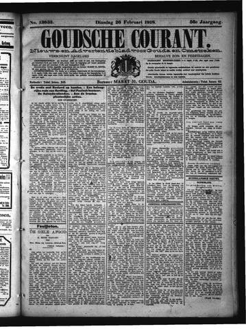 Goudsche Courant 1918-02-26
