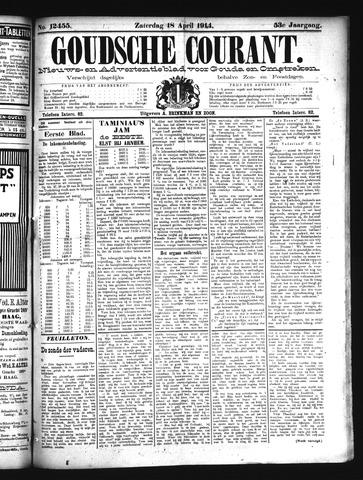 Goudsche Courant 1914-04-18