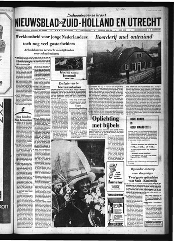 Schoonhovensche Courant 1972-05-12