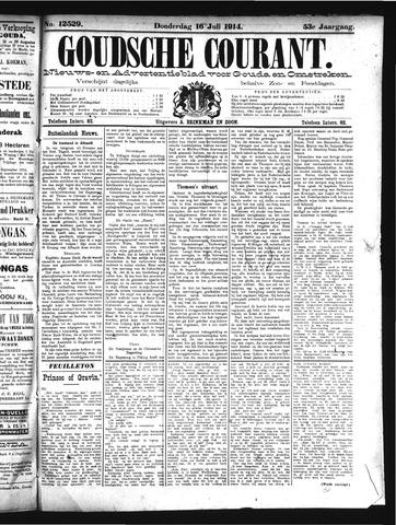 Goudsche Courant 1914-07-16