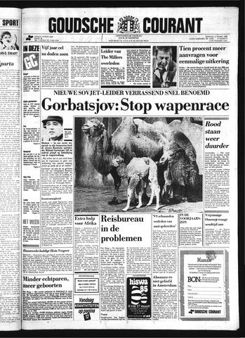 Goudsche Courant 1985-03-12