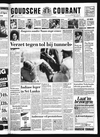 Goudsche Courant 1987-07-30