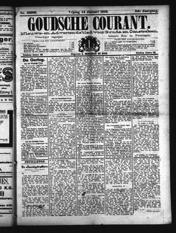 Goudsche Courant 1916-01-14