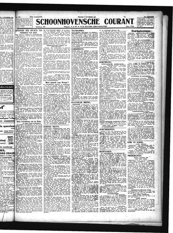 Schoonhovensche Courant 1943-11-05
