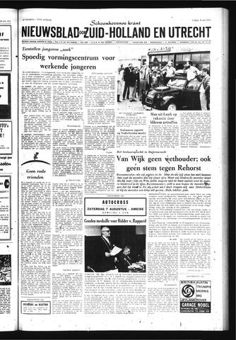 Schoonhovensche Courant 1971-07-30