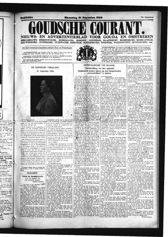 Goudsche Courant 1936-08-31