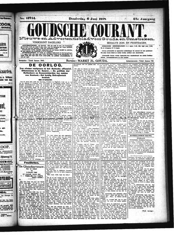 Goudsche Courant 1918-06-06