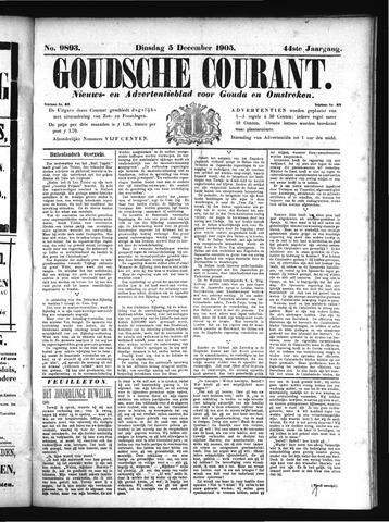 Goudsche Courant 1905-12-05