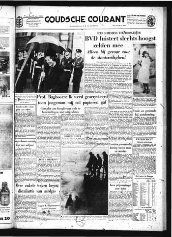 Goudsche Courant 1963-11-20