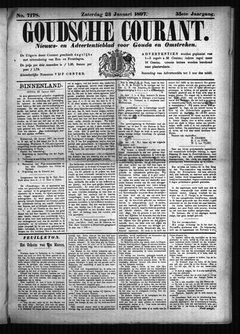 Goudsche Courant 1897-01-23