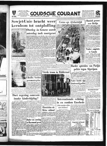 Goudsche Courant 1961-09-05