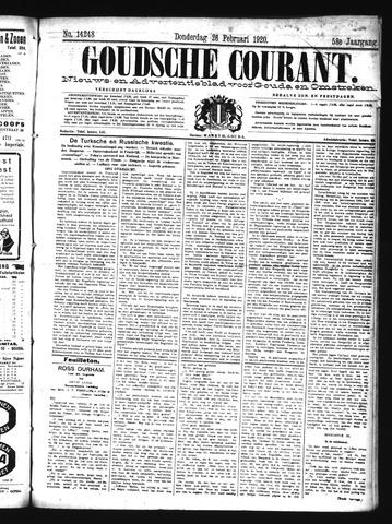 Goudsche Courant 1920-02-26