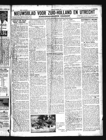 Schoonhovensche Courant 1943-01-08