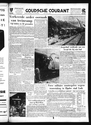 Goudsche Courant 1957-08-13