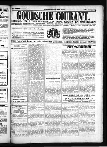 Goudsche Courant 1933-06-24