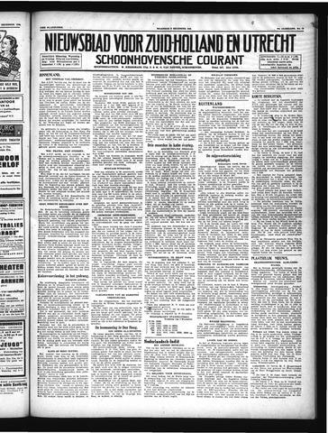 Schoonhovensche Courant 1946-12-09