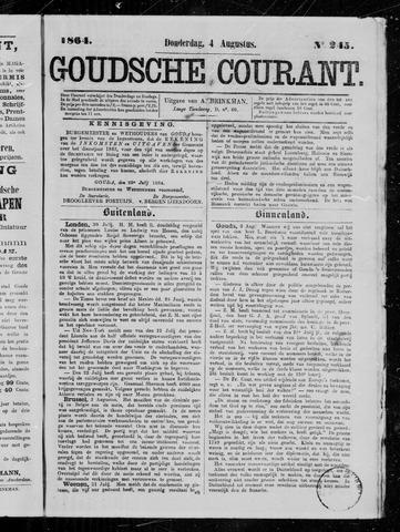 Goudsche Courant 1864-08-04