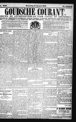 Goudsche Courant 1923-01-17