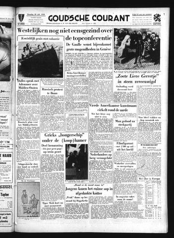 Goudsche Courant 1958-07-28