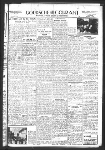 Goudsche Courant 1944-06-05
