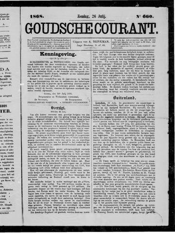 Goudsche Courant 1868-07-26